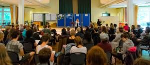 Zukunftstag Theaterpädagogik - Ein Symposium zu transnationalen Fragen der Theaterpädagogik am 15. Weltkindertheaterfest in Lingen
