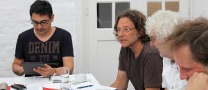 Forschungstreffen im Professorenhaus Lingen